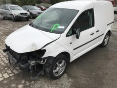 VW Caddy 2013