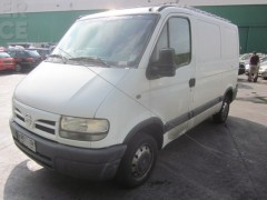 NISSAN Interstar 2003