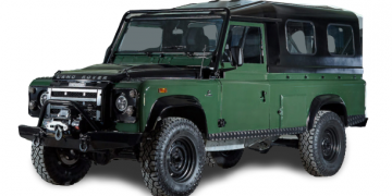 LAND ROVER Defender 1987-2006
