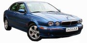 Jaguar X-TYPE 2001-2008