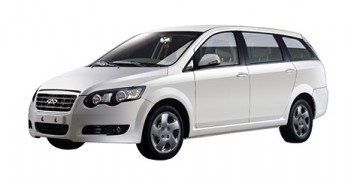 CHERY EASTAR CROSS 2007-2013
