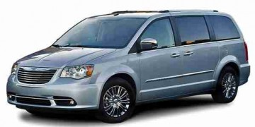 CHRYSLER GRAND VOYAGER 2008-2015
