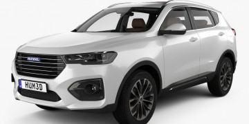 GREAT WALL HAVAL H6 2015-2021