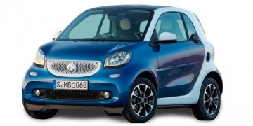 SMART Fortwo 2014-2021