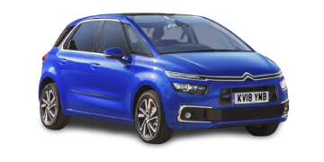 CITROEN C4 SPACETOURER 2018-2020