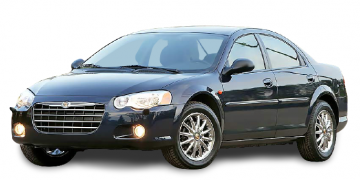 CHRYSLER SEBRING 2000-2006
