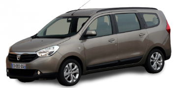 DACIA LODGY 2012-2021
