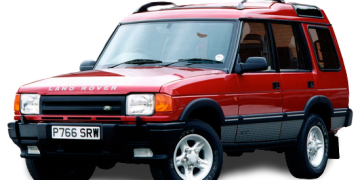 LAND ROVER Discovery 1997-2004