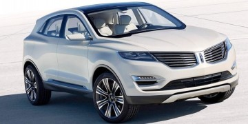 LINCOLN MKС 2014-2020