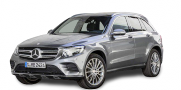 MERCEDES-BENZ GLC (X253) 2015-2021