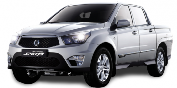 SSANGYONG ACTYON SPORTS 2006-2012