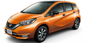 NISSAN Note 2013-2020