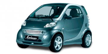 SMART CITY-COUPE (450) 1998-2003