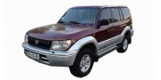 TOYOTA Land Cruiser 90 1996-2003