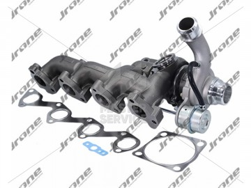 ФОТО Турбина новая 1.8 DI,1.8 TDCI -06 Ford Connect 02-13, Ford Focus I 98-04 FORD Connect 2002-2013