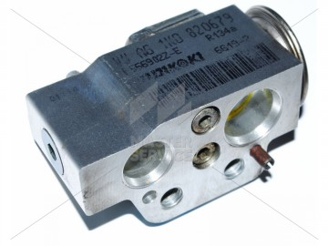 ФОТО Клапан кондиционера VW CADDY III 04-15   ОЕ:1K0820679 VW Caddy 2004-2015