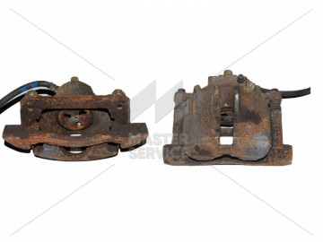 ФОТО Суппорт лев вент перед 262/21/54 HONDA CIVIC 01-05 HONDA Civic 2001-2005