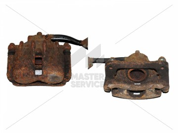 ФОТО Суппорт лев вент перед 262/21/54 HONDA CIVIC MA, MB 94-01 HONDA Civic MA, MB 1994-2001